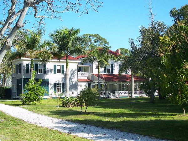 Edison Winter Estate - Fort Myers Florida
